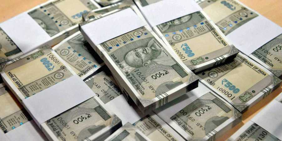 Fake Indian currency racket busted (Representational Image)
