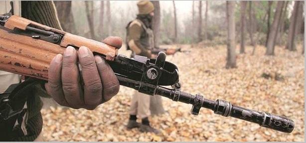 CRPF personnel shoots colleague (Representational Image)