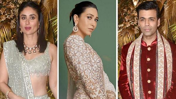 Kareena Kapoor Khan, Karisma Kapoor, Karan Johar