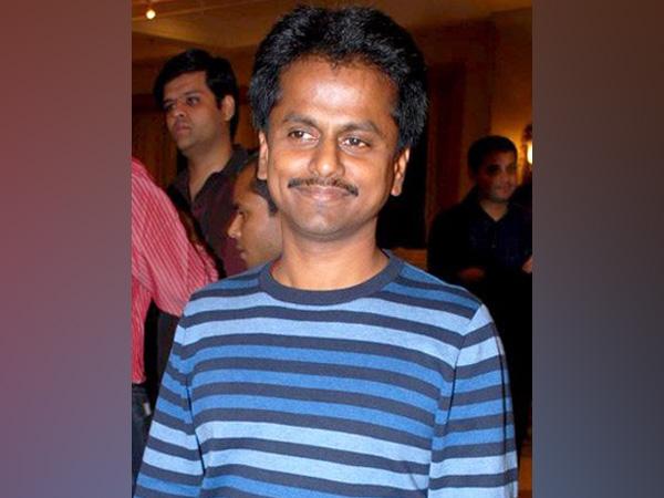 Filmmaker AR Murugadoss