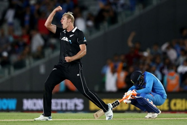 New Zealand leads by 2-0 against India