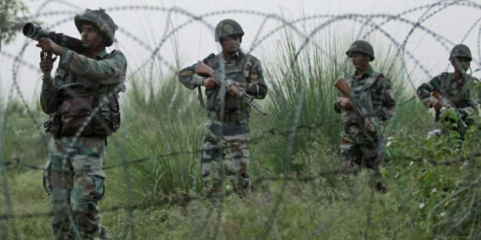 3 Pak terrorists killed in Indian retaliation in J&K's Mendhar sector (Representational Image)