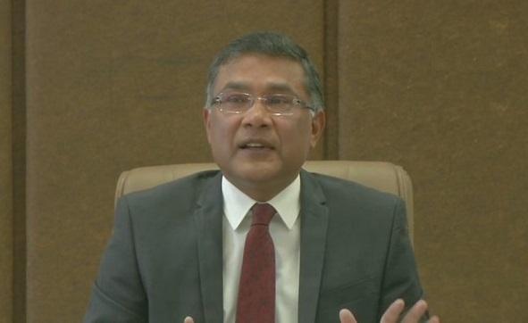 Jammu and Kashmir Chief Electoral Officer Shailender Kumar