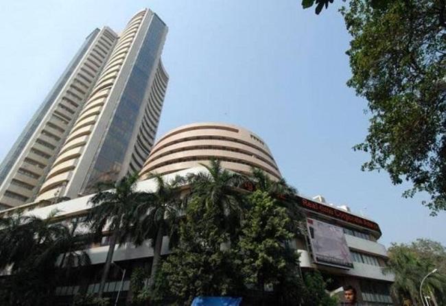 Sensex Building (File Photo)