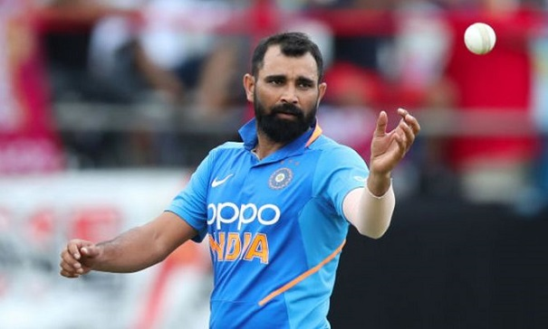 Indian pacer Mohammed Shami (File Photo)