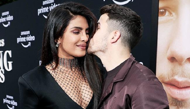 Priyanka Chopra and Nick Jonas (File Photo)