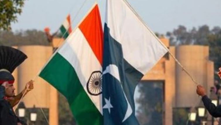 Flag of India and Pakistan (File Photo)