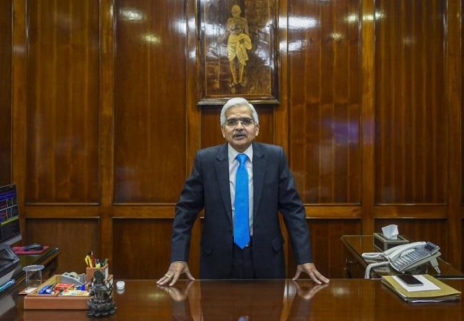 RBI Governor Shaktikanta Das (File Photo)