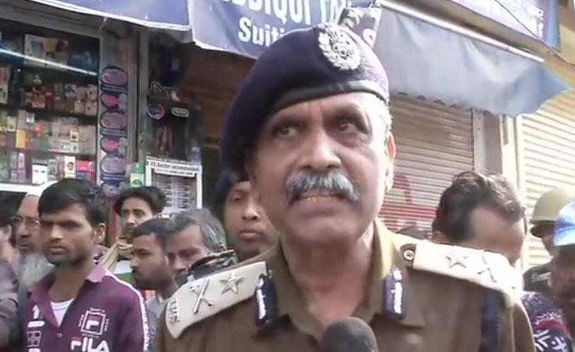 Delhi Police Joint Commissioner OP Mishra
