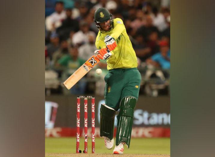South Africa batsman Heinrich Klaasen