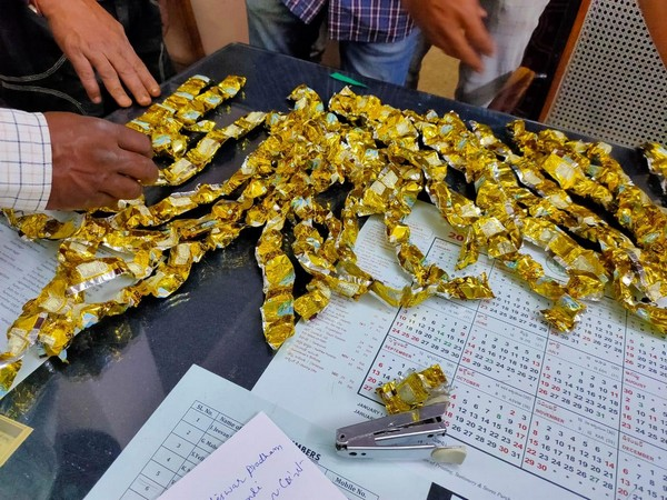 Hyderabad Police on Saturday arrested a 41-year-old man and seized 200 Marijuana chocolates from his possession
