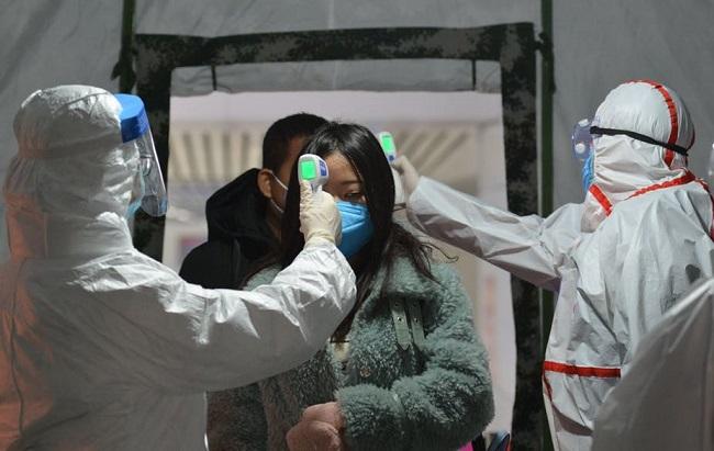 Coronavirus patients (File Photo)