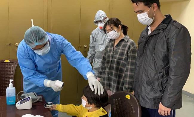16 at itbp u0026 39 s delhi quarantine facility test positive for