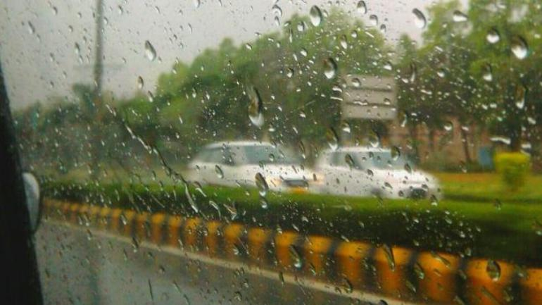 Light rain occurred at few places in UP (Representational Image)