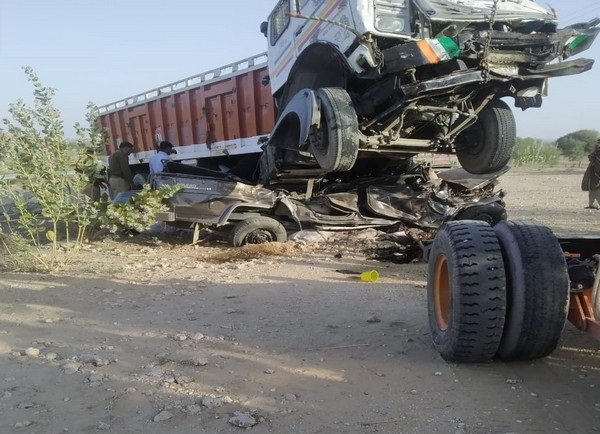 Road Accident in Jodhpur, Rajasthan