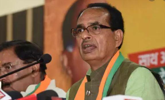 Former Madhya Pradesh Chief Minister Shivraj Singh Chouhan (File Photo)