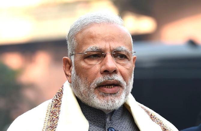 Prime Minister Narendr Modi