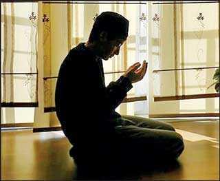Muslim people praying at home (File Photo)