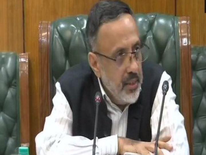 Union Cabinet Secretary Rajiv Gauba.