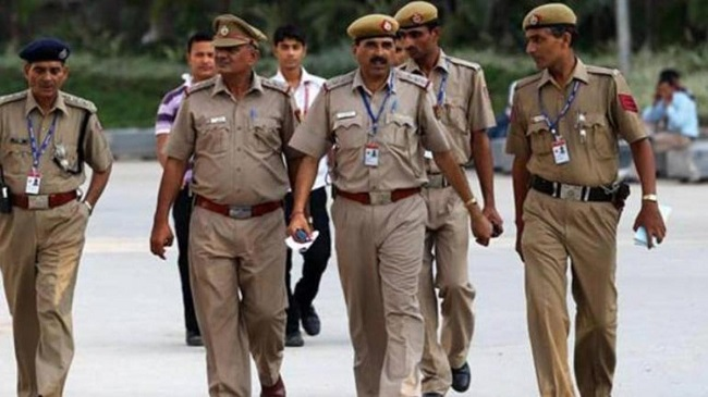 UP Police (File Photo)