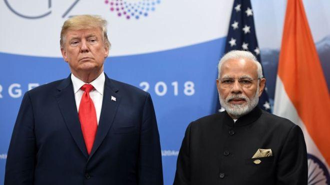 Prime Minister Narendra Modi and US Donald Trump (File Photo)
