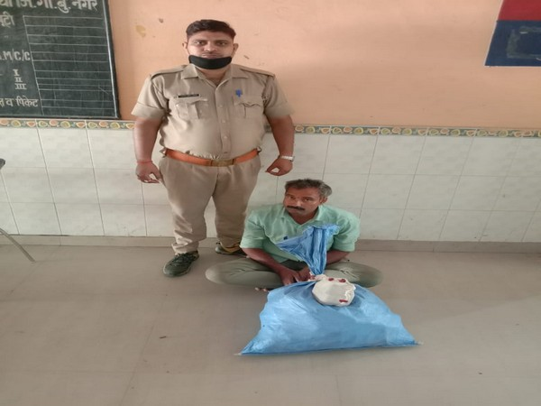 A man held for selling illegal liquor in Gautam Buddh Nagar district