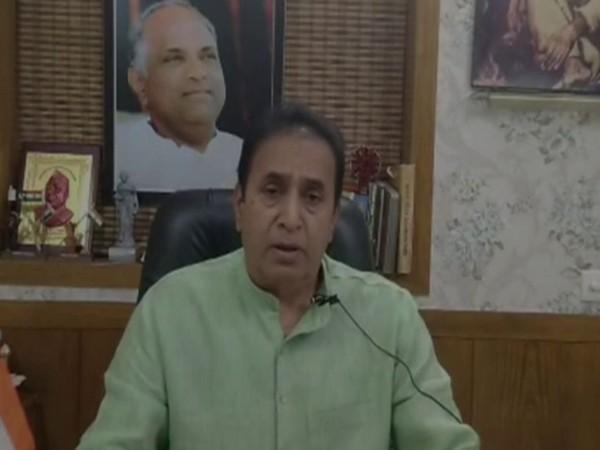Maharashtra Home Minister Anil Deshmukh