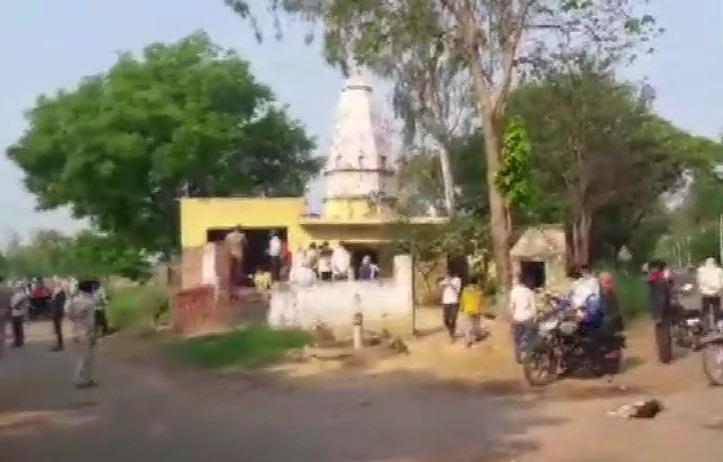 Bulandshahr temple