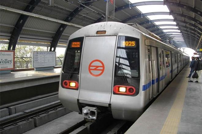 Delhi Metro (File Photo)