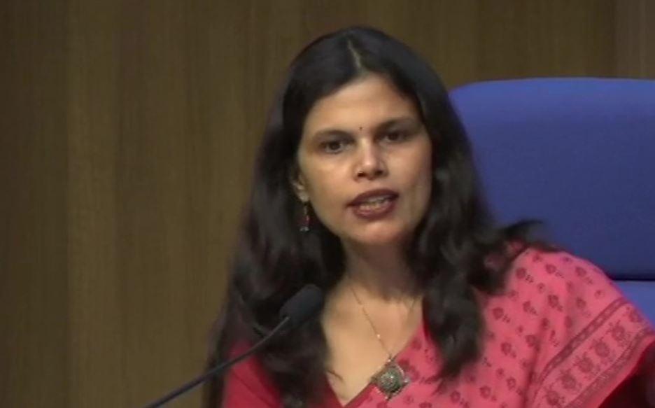 Punya Salila Srivastava, Joint Secretary, Ministry of Home Affairs