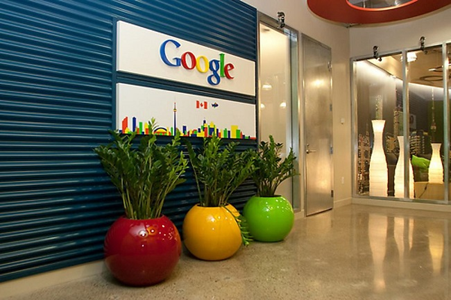 Google office (File Photo)