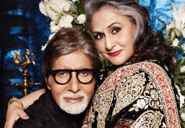 Photos of Amitabh and Jaya Bachchan reflecting their love journey