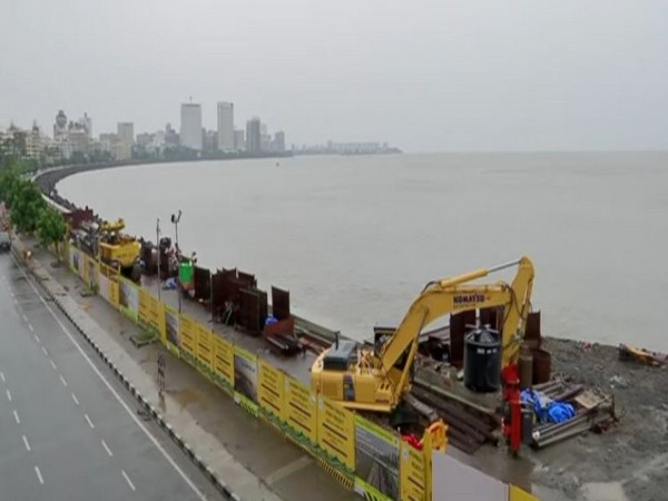 Preparedness has been heightened at Marine Drive in the wake of cyclone Nisarg
