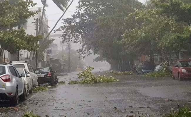 Nisarga Update: Cyclone Nisarga shows signs of weakening
