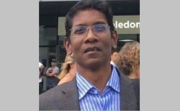 IAS Rajeev Topno (File Photo)