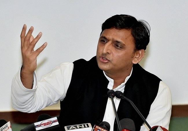 Samajwadi Party chief Akhilesh Yadav (File Photo)