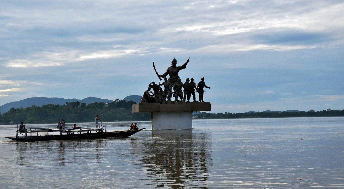 , Brahmaputra flows above danger level in Guwahati