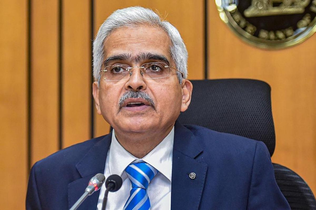 Governor Shaktikanta Das