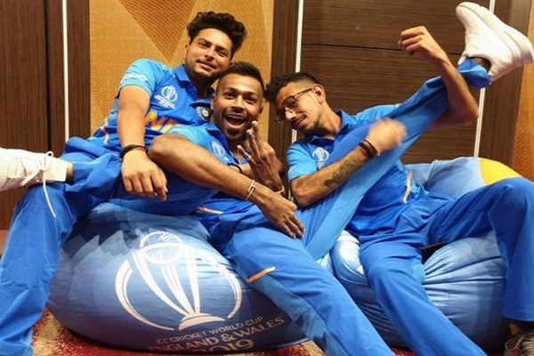 Picture from ICC Cricket World Cup 2019