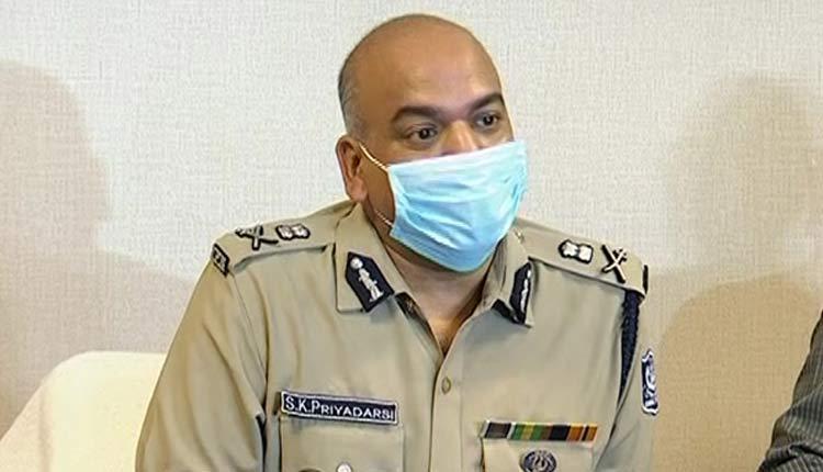 Additional Director General of Police (Crime Branch), Soumendra Priyadarshi