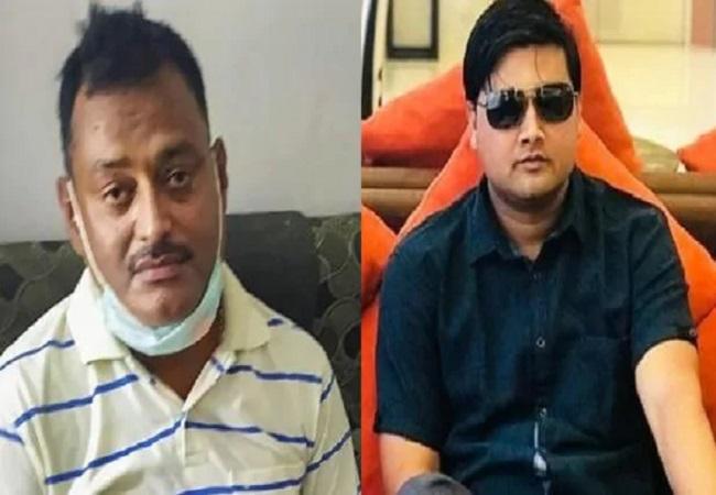 Vikas Dubey and Jaykant Vajpayee (File Photo)