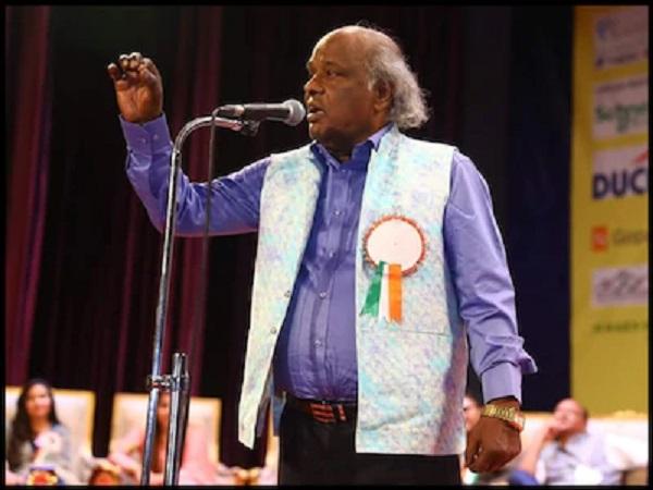 Urdu poet Rahat Indori (File Photo)