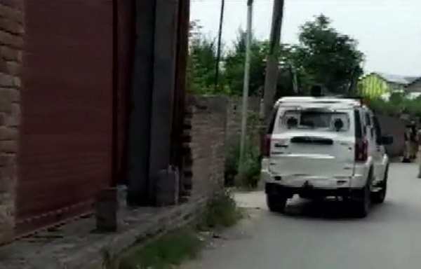 Visual from Nowgam area in Jammu and Kashmir