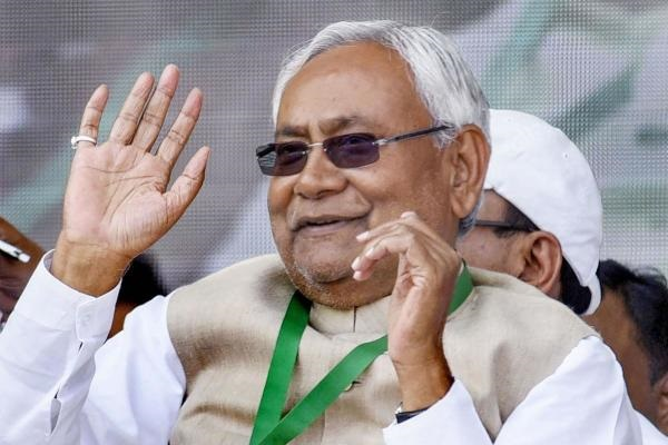 Bihar CM Nitish Kumar (File Photo)