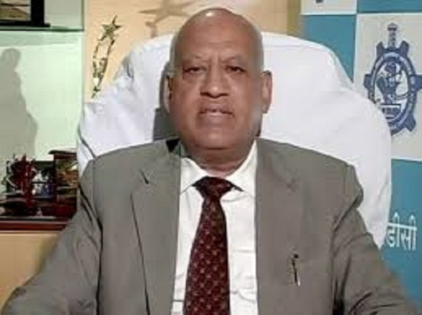 Former CMD of NMDC Narendra Kothari (File Photo)