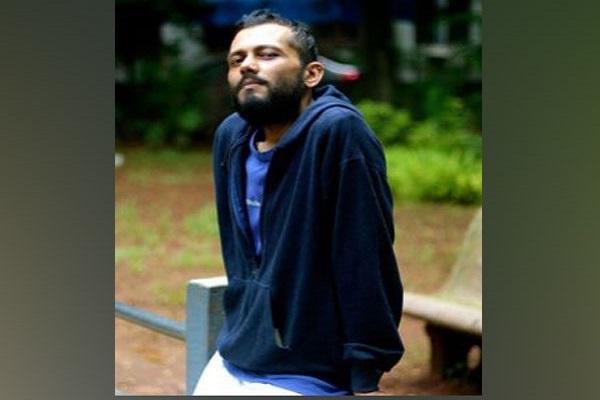 Mumbai based painter Ram Indranil Kamath