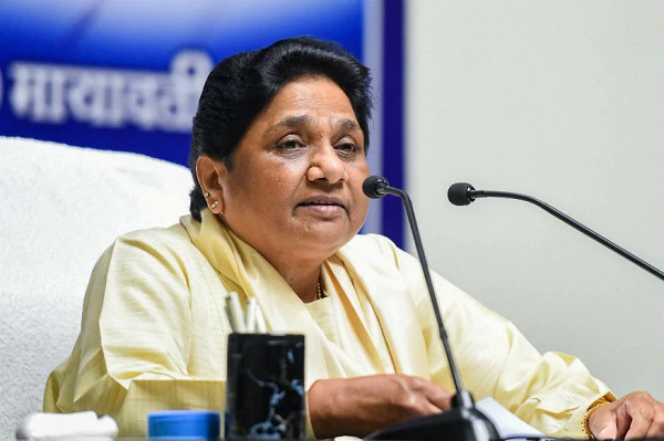 Mayawati (File Photo)
