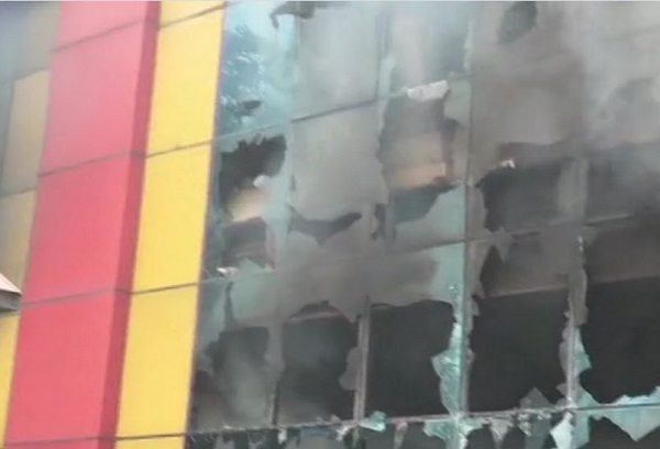 Fire at Noida toy factory