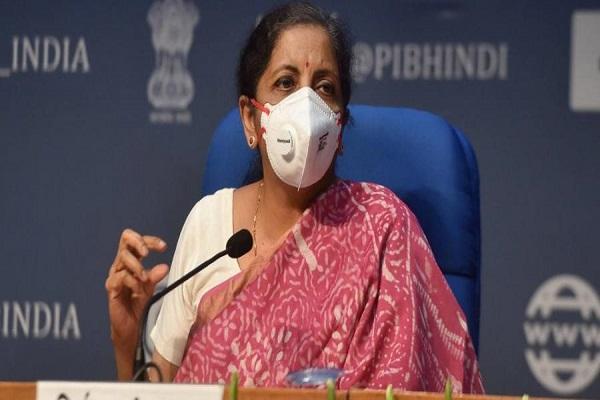 Nirmala Sitharaman (File Photo)