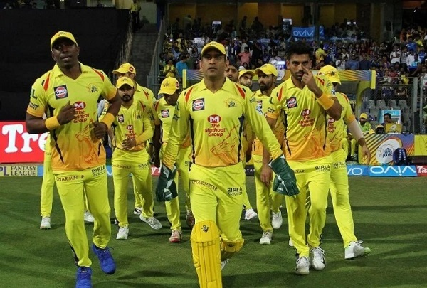 CSK Team (File Photo)